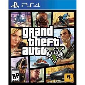 Gta V - Grand Theft Auto V - Ps4