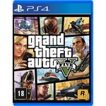 Gta V (gta 5) Grand Theft Auto - Ps4