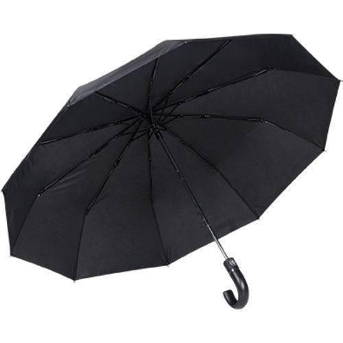 Guarda-chuva Garoa Preto (12) - 3774 - Mor