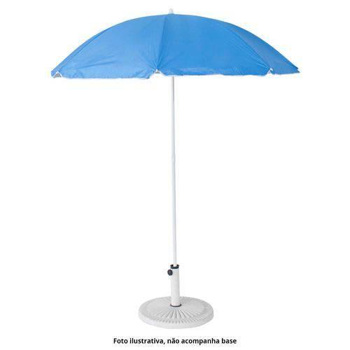 Tudo sobre 'Guarda Sol Lotus 180cm Azul'