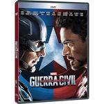 Guerra Civil - Capitão América (dvd)