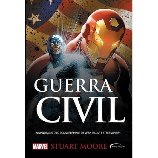 Tudo sobre 'Guerra Civil - Novo Seculo'