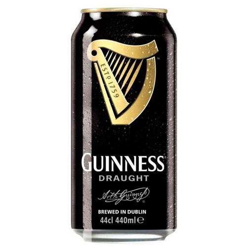 Guinness 440ml - Lata