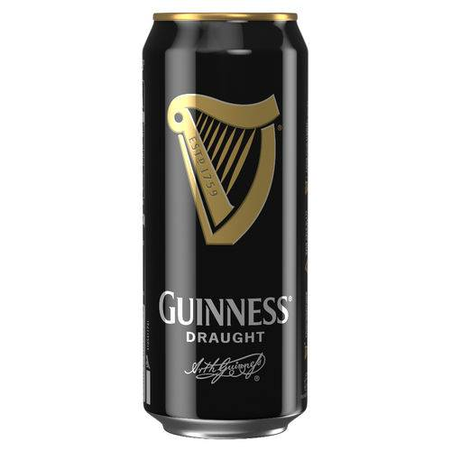 Tudo sobre 'Guinness Draught In Can 440ml'