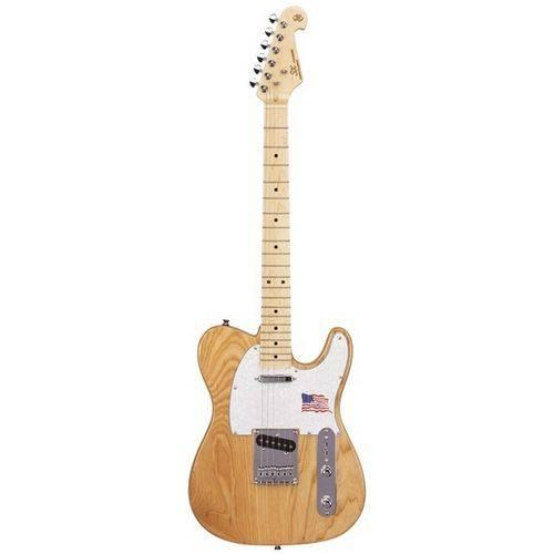 Tudo sobre 'Guitarra SX STL Ash Vintage | Tele | Natural'