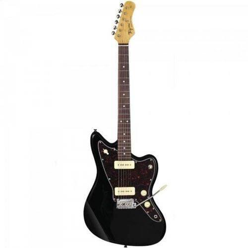 Tudo sobre 'Guitarra Woodstock Tw61 Preto Tagima'