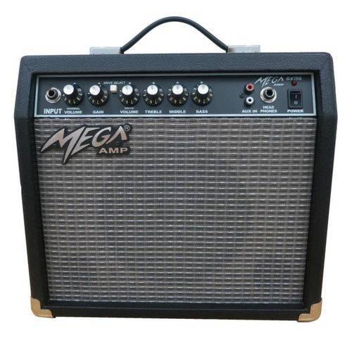 GX-15G Amplificador Mega P/guitarra