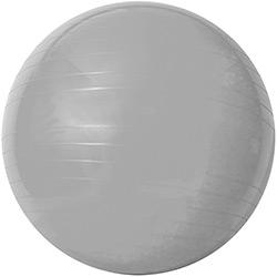 Gym Ball C/ Bomba de Ar 55cm Prata - Acte Sports