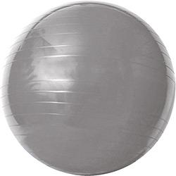 Gym Ball C/ Bomba de Ar 75cm Cinza - Acte Sports