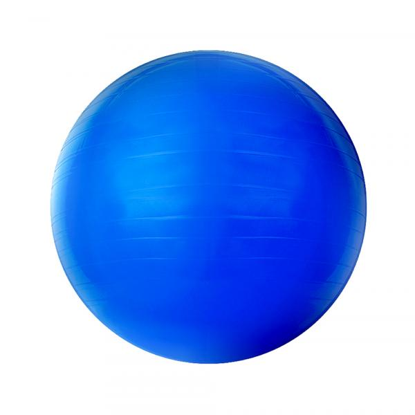 Gym Ball com Bomba de Ar 65cm Azul T9 - Acte - Acte