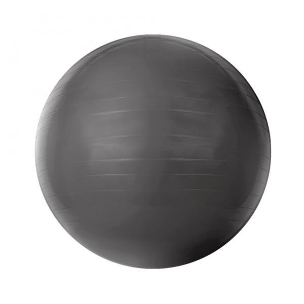 Gym Ball com Bomba de Ar 75cm Cinza T9-75 - Acte - Acte