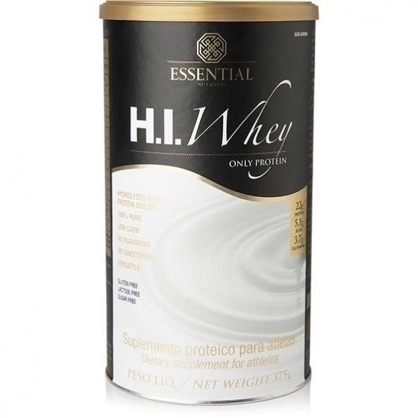 H.I. Whey Protein 375g - Essential Nutrition