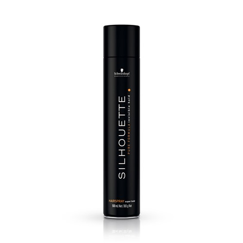 Tudo sobre 'Hair Spray Silhouette Extra Forte 500ml'