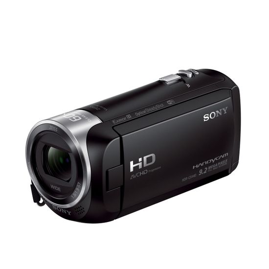 Handycam® CX440 Con Sensor CMOS Exmor R® | HDR-CX440/BCE23