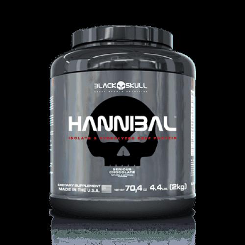 Hannibal - Black Skull Nutrition (900 G, CHOCOLATE)