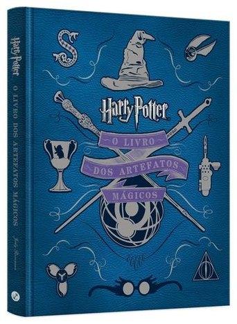 Harry Potter - o Livro dos Artefatos Magicos