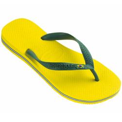 Havaianas Brasil Amarela