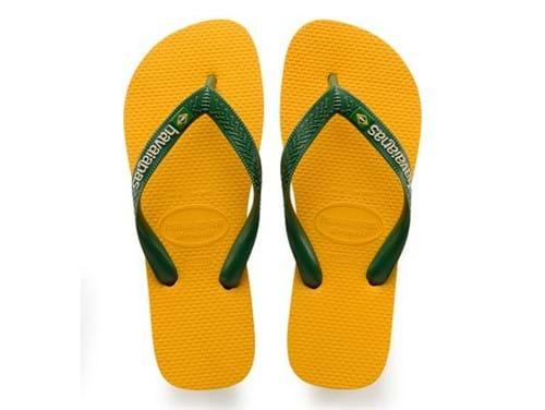 Tudo sobre 'Havaianas Brasil Logo'