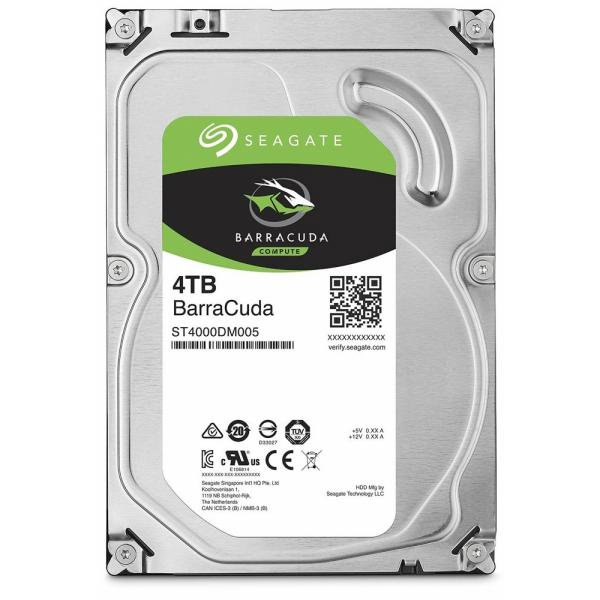 HD 4 TB Seagate 7200RPM