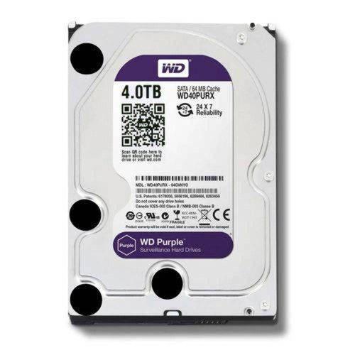 Hd 4tb Sata Iii Western Digital Purple