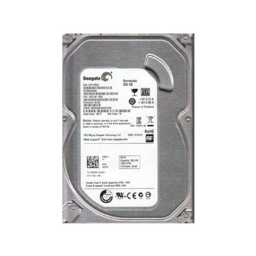 Hd 500gb Sata 3 Seagate 7.2k Rpm St500dm002