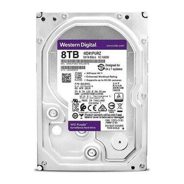 Hd 8tb Sata Iii Western Digital Purple