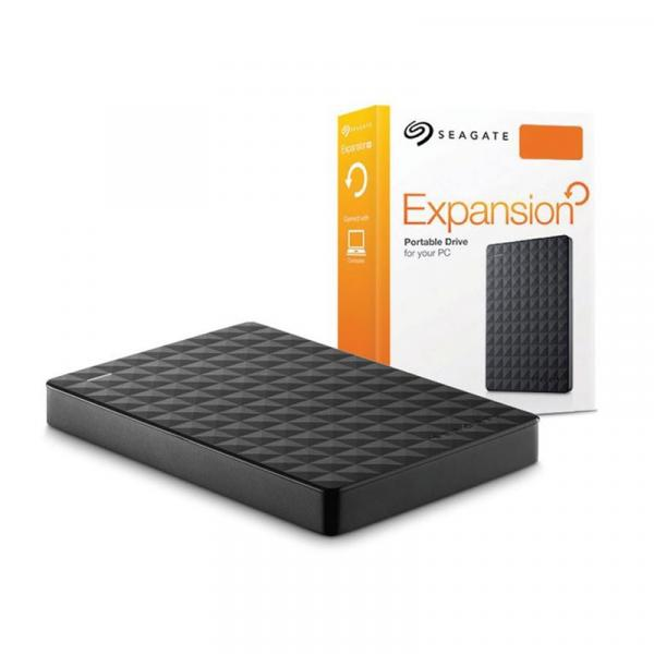 Hd Externo 4tb Seagate Expansion Usb 3.0/2.0 2.5""