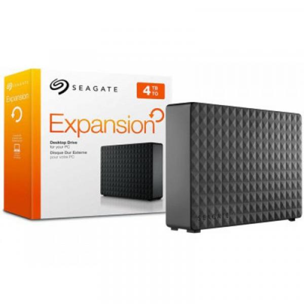 Hd Externo 4tb Seagate Expansion Usb 3.0/2.0 3.5""