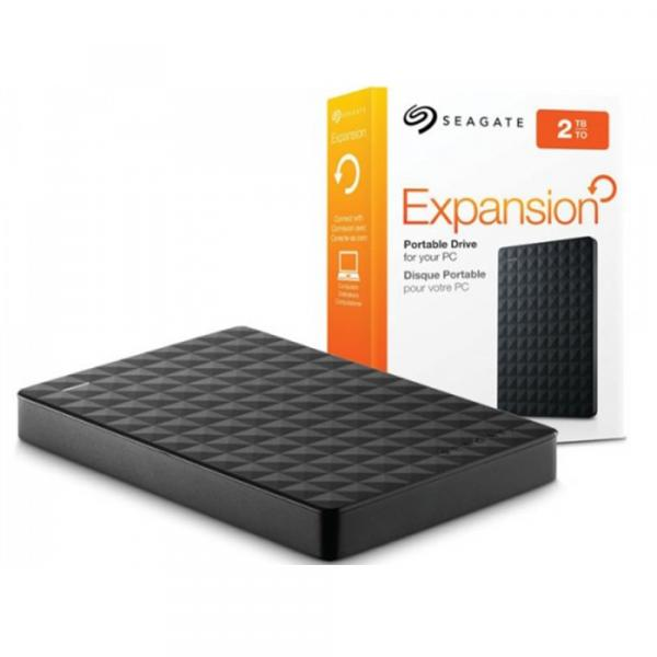 HD Externo 2TB USB 3 Seagate Expansion
