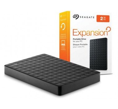 Hd Externo Usb 3.0 2Tb Seagate 2.5 Expansion Pt