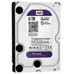 HD Interno 6TB Western Digital Purple - WD60PURX