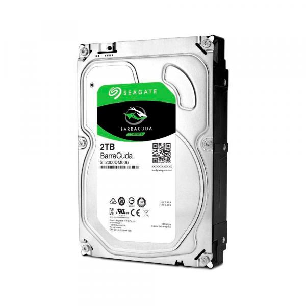 Hd Interno de Pc 2tb Seagate Barracuda
