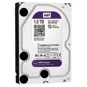 Hd Interno Western Digital Purple 1 Tb Sata 3