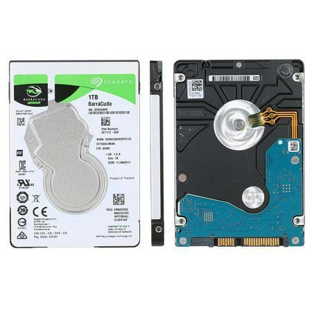 Hd Seagate 1 Tb Notebook Barracuda 2.5