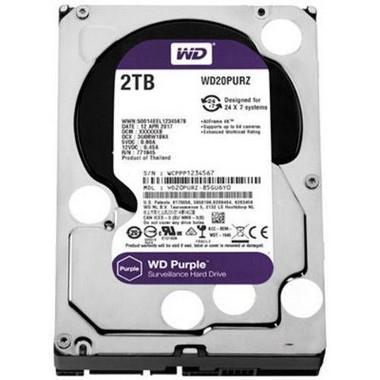 Hd 2tb Sata Iii Western Digital Purple