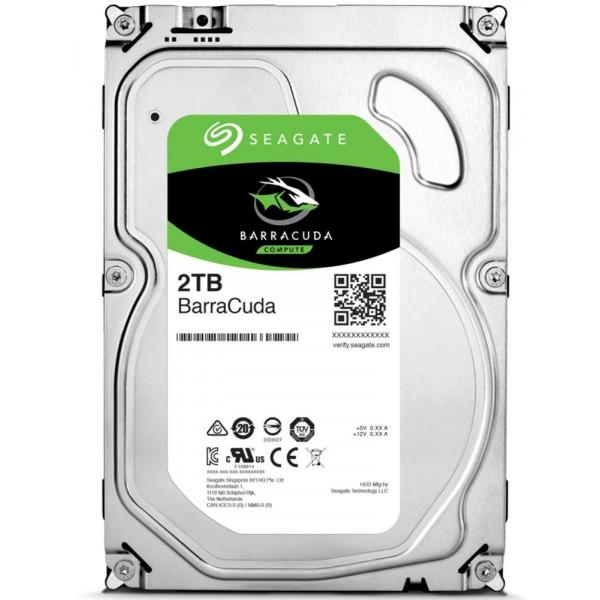 Hd 2Tb Sata Seagate Barracuda