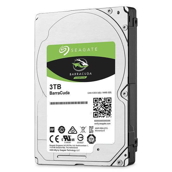 Hd 3Tb Sata Seagate Barracuda