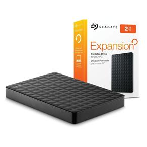 Hdd Externo 2,5 Portatil Seagate Stea2000400 Expansion 2 Teras Usb 3.0