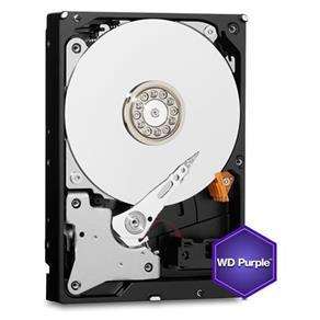 HDD WD *purple* 4TB para Seguranca / Vigilancia / DVR - WD40PURZ