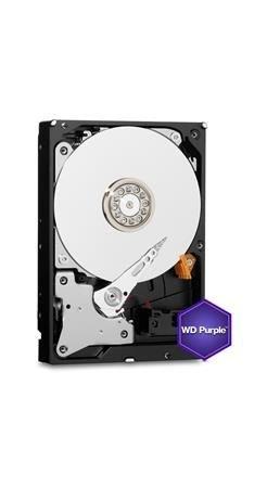 HDD Interno WD Purple 6TB para Seguranca / Vigilancia / DVR - WD60PURZ