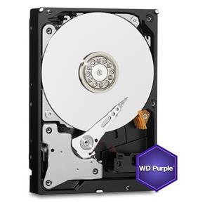 Hdd Interno Western Digital Purple 3 Tb para Seguranca / Vigilancia / Dvr - Wd30Purx