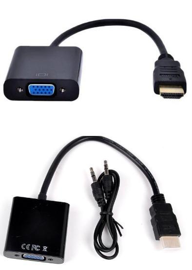 Tudo sobre 'HDMI TO VGA Adapter'