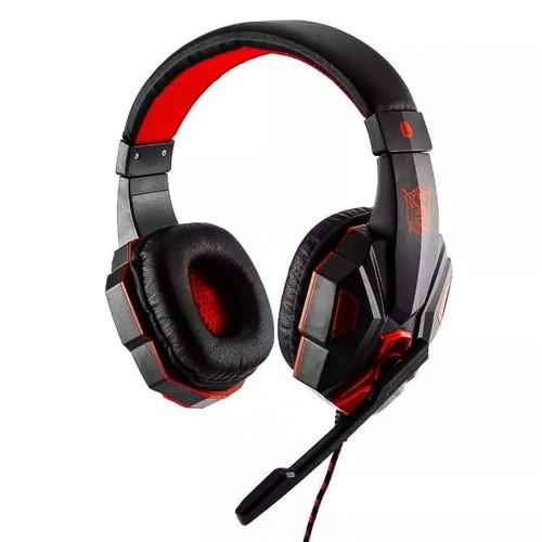 Tudo sobre 'Headfone Gamer com Led HF-G390P4 2984-Exbom'