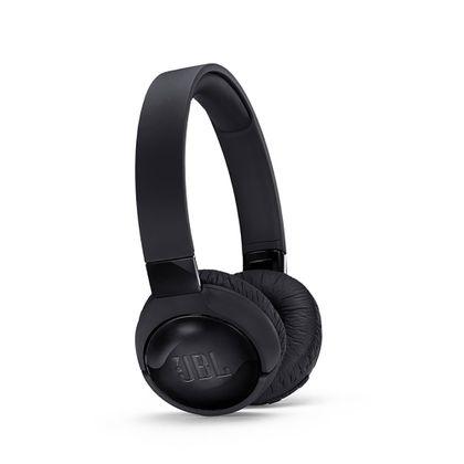 Tudo sobre 'Headphone JBL Tune 600 BT NC- Preto'