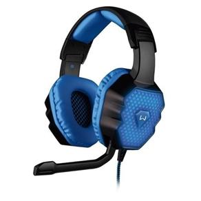 Headset Gamer Multilaser 3D 7.1 Sound Pb1981
