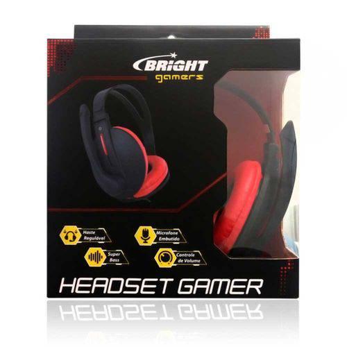 Tudo sobre 'Headset Gamer Pt/vm 0206 Bright'