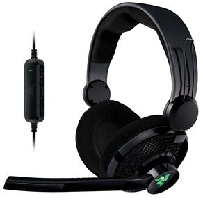Headset Gamer Razer Carcharias 2013 - Xbox 360 e PC