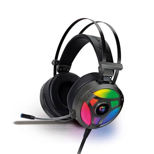 Tudo sobre 'Headset Gamer RGB H1 PRO Fortrek Cinza'