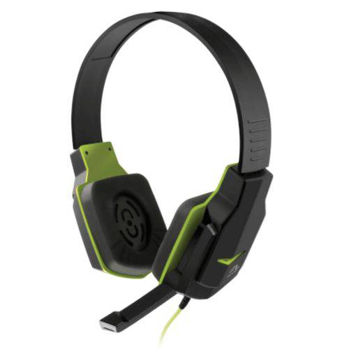 Headset Gamer Verde - Pulse - Ph146
