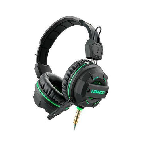 Headset Gamer Warrior Ph143 Multilaser P2 Ph143